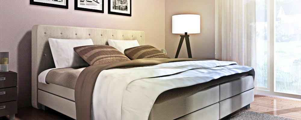 Interieur impressie en visualisatie for 3d slaapkamer maken