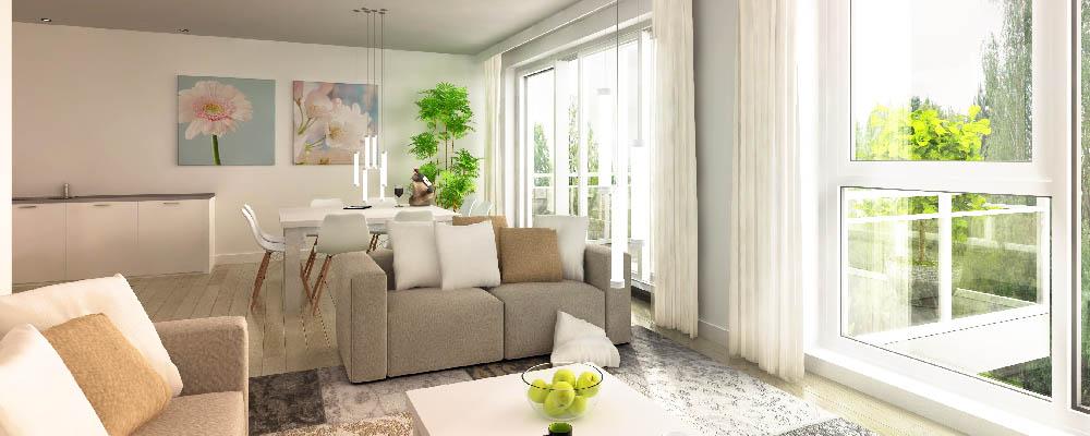 Woonkamer impressies for 3d woonkamer maken
