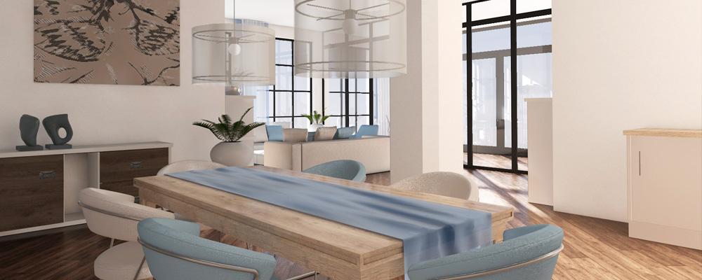 Emejing 3d Tekening Maken Woonkamer Contemporary - House Design ...