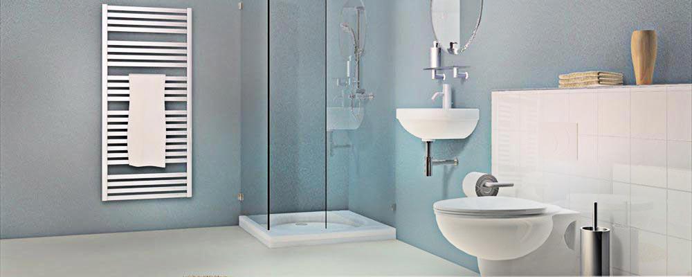 20170327 144247 tekening badkamer maken - Badkamer blauw ...