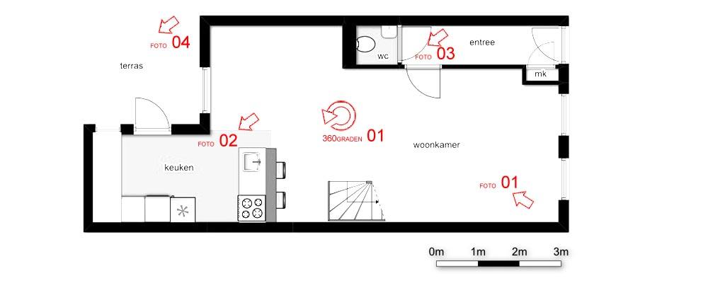 Plattegrond Maken Huis. Leeghuis Premium With Plattegrond Maken Huis ...