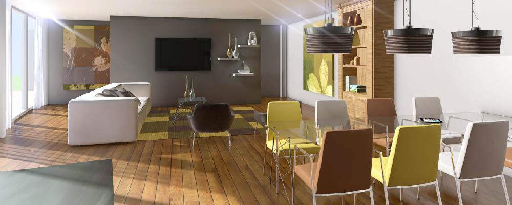 Kleur inspiratie interieur aan de hand van een foto for Interieur ontwerpen programma