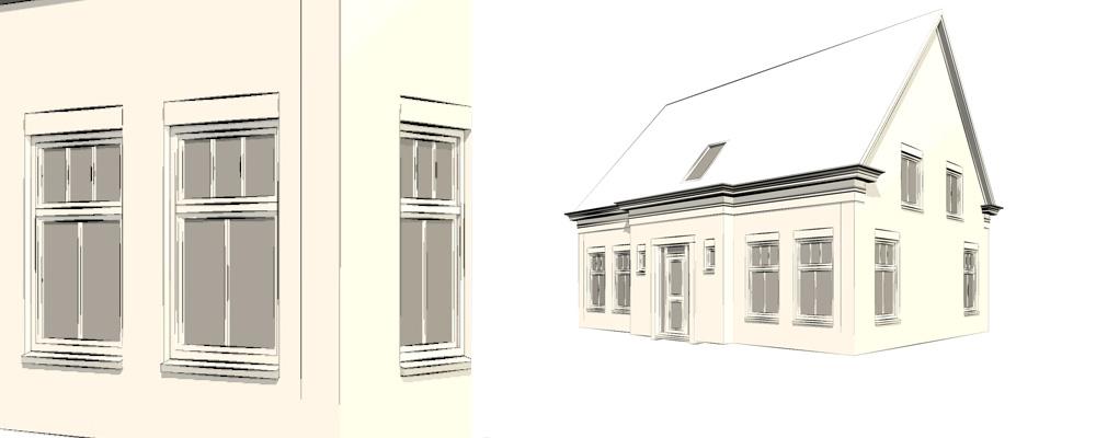 Hoe maak je een artist impression in een aantal stappen for Plattegrond van je huis maken