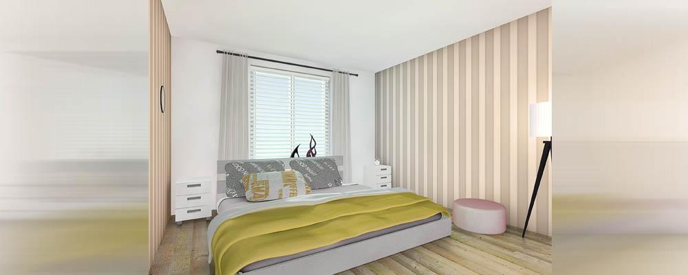 Slaapkamer donkere vloer beste inspiratie voor huis ontwerp - Slaapkamer houten ...